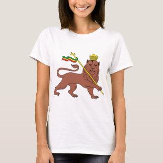 Lion_of_Judah_emblem_of_the_Ethiopian_Empire T-Shirt