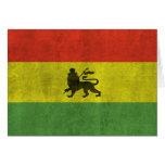 Lion of Judah Greeting Cards