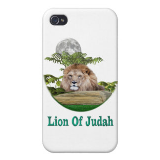 Lion of judah iPhone 4 cover