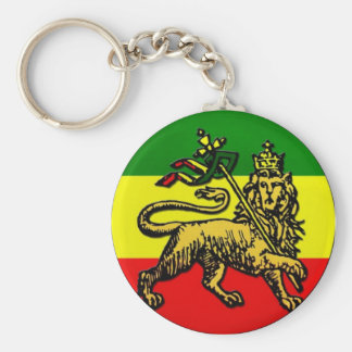 Lion of Judah Keychains