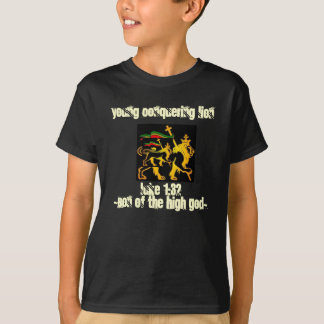 Lion of Judah, Lion of Judah 2, Young Conquerin... T-Shirt