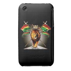 Lion Of Judah-mate Case at Zazzle