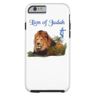 Lion of Judah phone cases and laptop bags Tough iPhone 6 Case