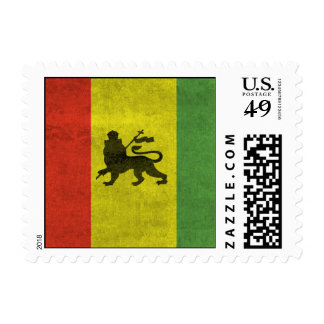 Lion of Judah Postage Stamp