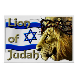 Lion of Judah Posters