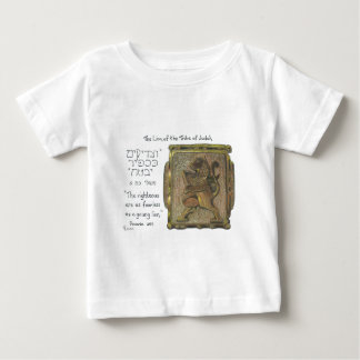 Lion of Judah Ring Baby T-Shirt