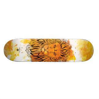 Lion of Judah Skate Deck