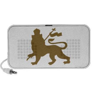 Lion of Judah Notebook Speakers