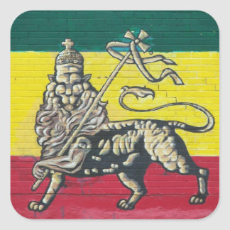 Lion of Judah sticker