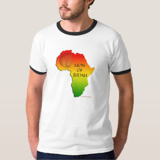 Lion Of Judah T Shirts
