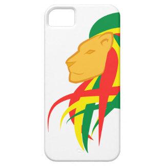 Lion of Judah - White Iphone 5 Case