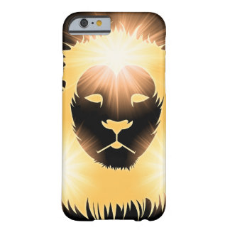 Lion of Light Barely There iPhone 6 Case