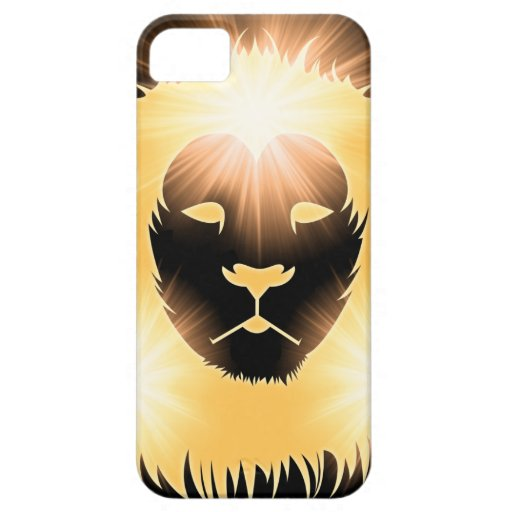 Lion of Light iPhone 5 Case