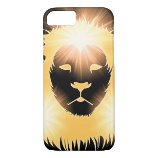 Lion of Light iPhone 7 Case