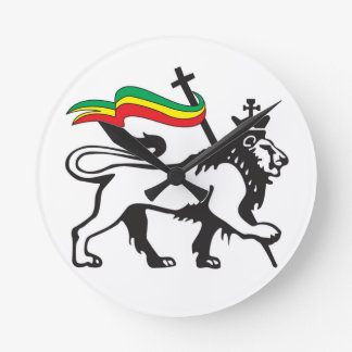 Lion of The tribe of Judah Clock