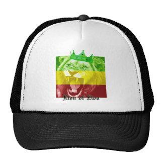 Lion of Zion Hats