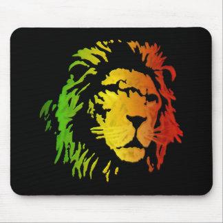 Lion of Zion Judah Reggae Lion Mouse Pad