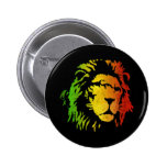 Lion of Zion Judah Reggae Lion Pin
