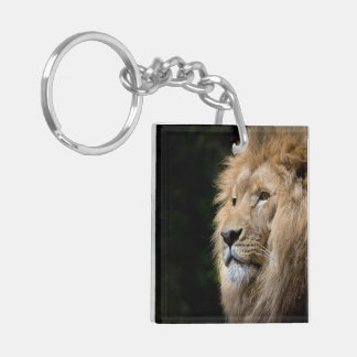 Lion Office Home Personalize Destiny Destiny'S Keychain