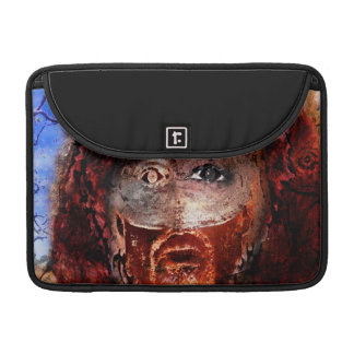 lion on fire sleeve for MacBooks