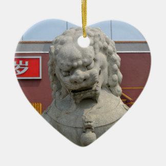 Lion Ornament