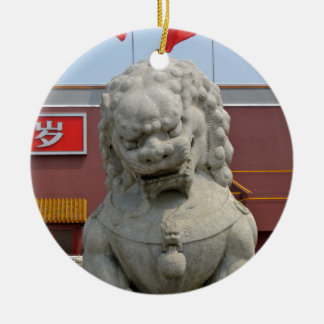 Lion Ornaments