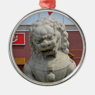 Lion Christmas Ornament
