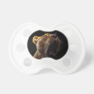 lion pacifier