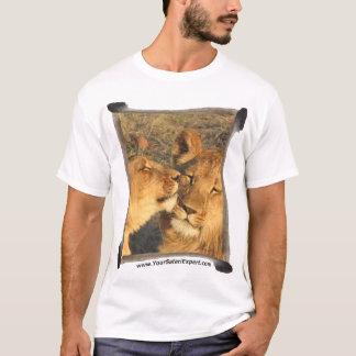 Lion Pair & Christine T-Shirt