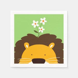 Lion Paper Napkin