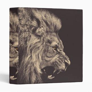 lion pencil art lion roar black and white binder