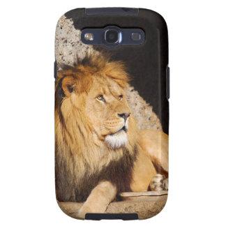 Lion Photo Samsung Galaxy Case Galaxy SIII Case