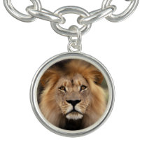 Lion Photograph Bracelet
