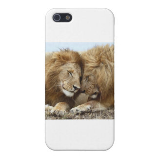 lion pic cover for iPhone SE/5/5s