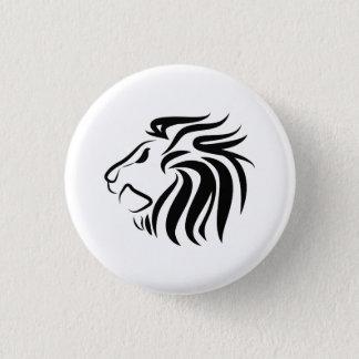 Lion Pictogram Button