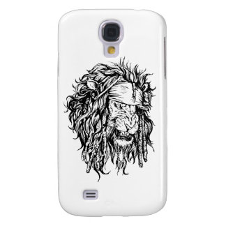 Lion-pirate Samsung Galaxy S4 Case