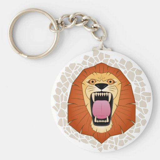 Lion.png Keychains