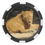 Lion Poker Chip Poker Chip Set