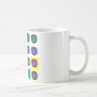 Lion Pop Art Coffee Mug