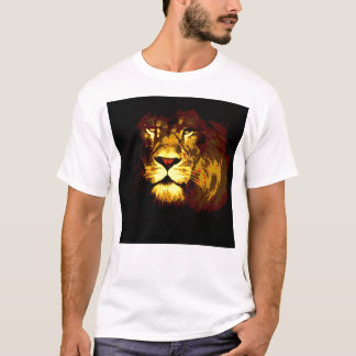 Lion Pop Art T-Shirt