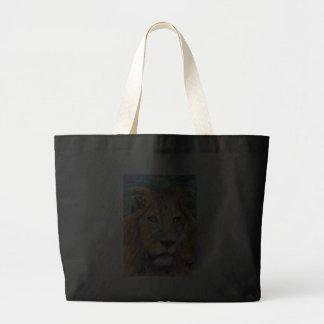 Lion Portrait ACEO Bag