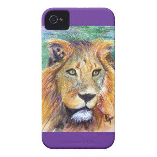 Lion Portrait ACEO BlackBerry Bold Case