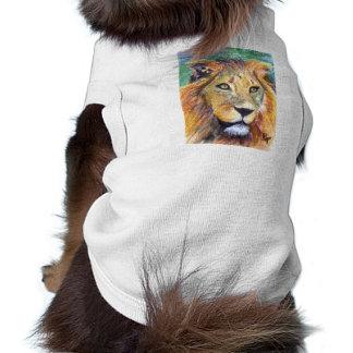 Lion Portrait ACEO Pet Clothing