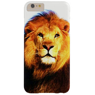 Lion Portrait Barely There iPhone 6 Plus Case