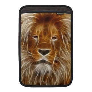 Lion Portrait MacBook Air Sleeve