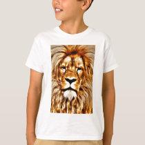 Lion Portrait T-Shirt