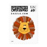 Lion Postage