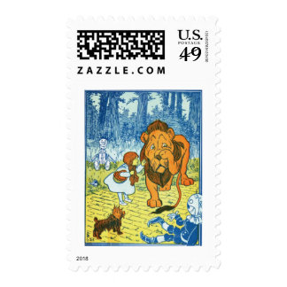 Lion Stamps