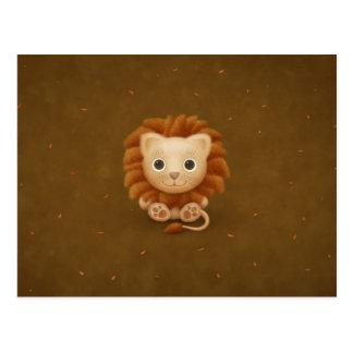 Lion Postcards