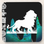 LION PRODUCTS DRINK COASTERS